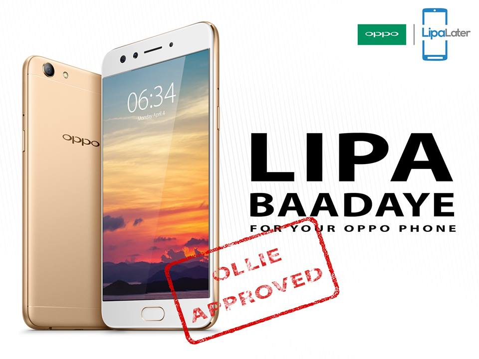 OPPO Partners withLipa Later to offer credit payment plan
