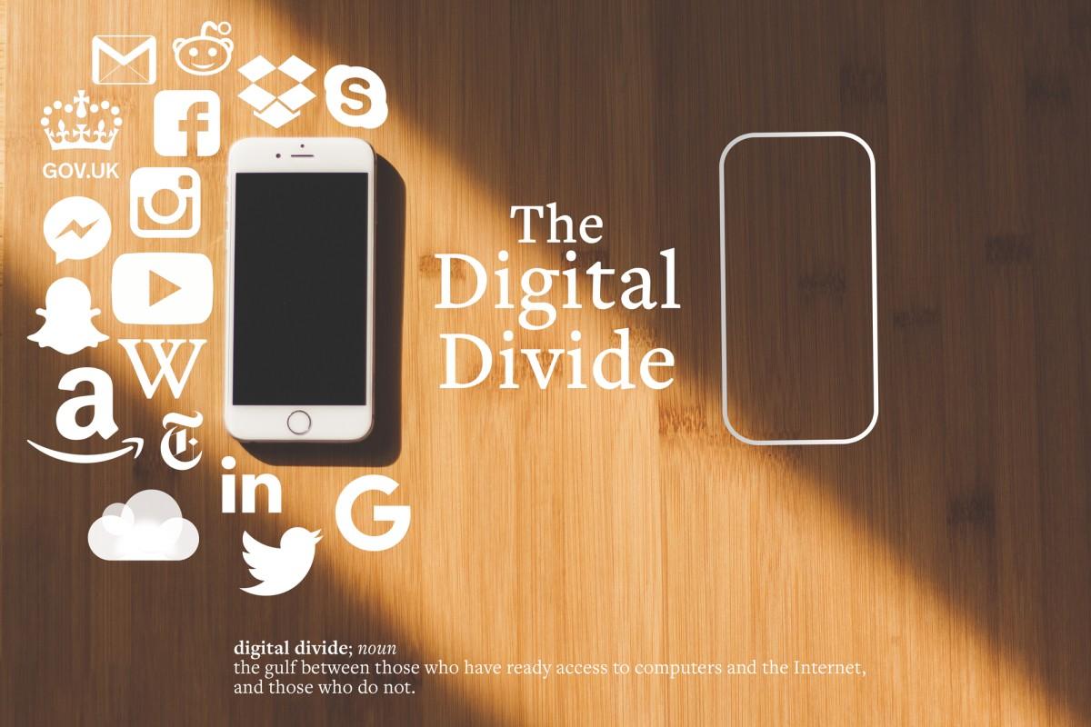 Eliminating the growing digital divide
