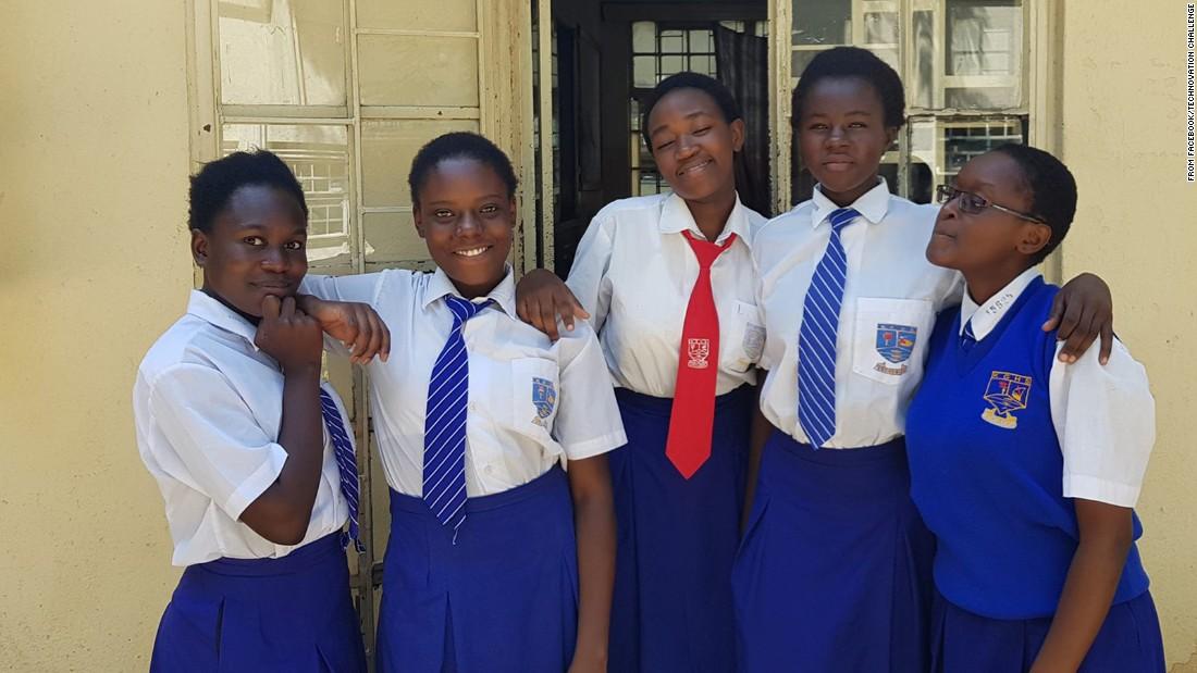 Kenyan students emerge top innovators in Africa