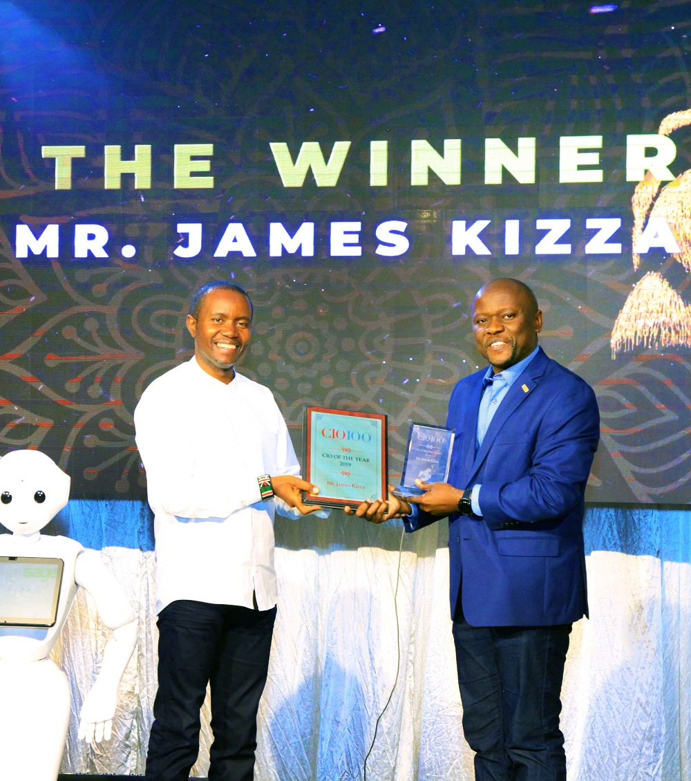 Public servant feted for promoting digital transformation
