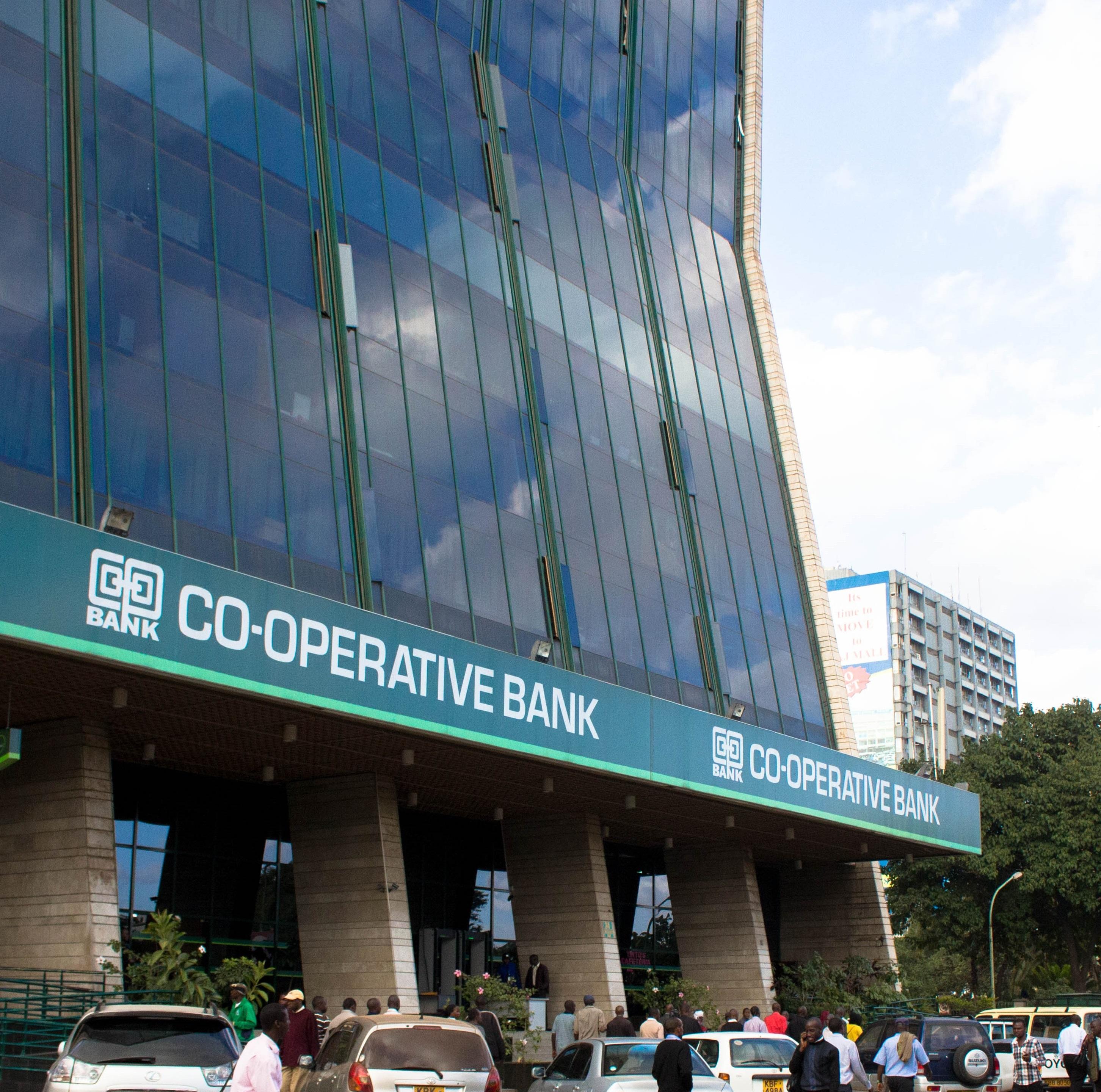 Co-op Bank does it again