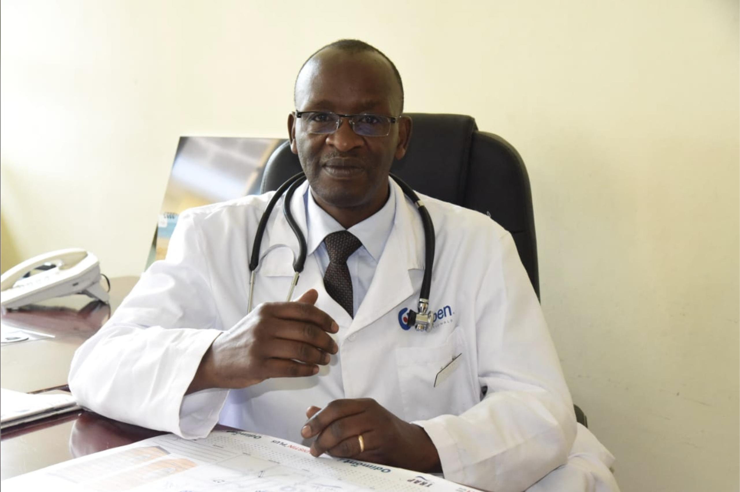 Demand for paediatricians growing in Kenya