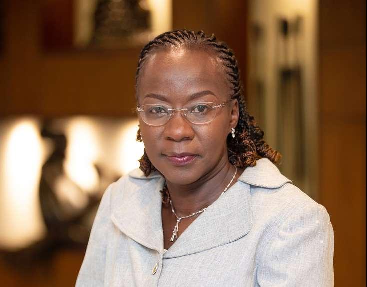 MILESTONE: Dr Catherine Adeya Weya