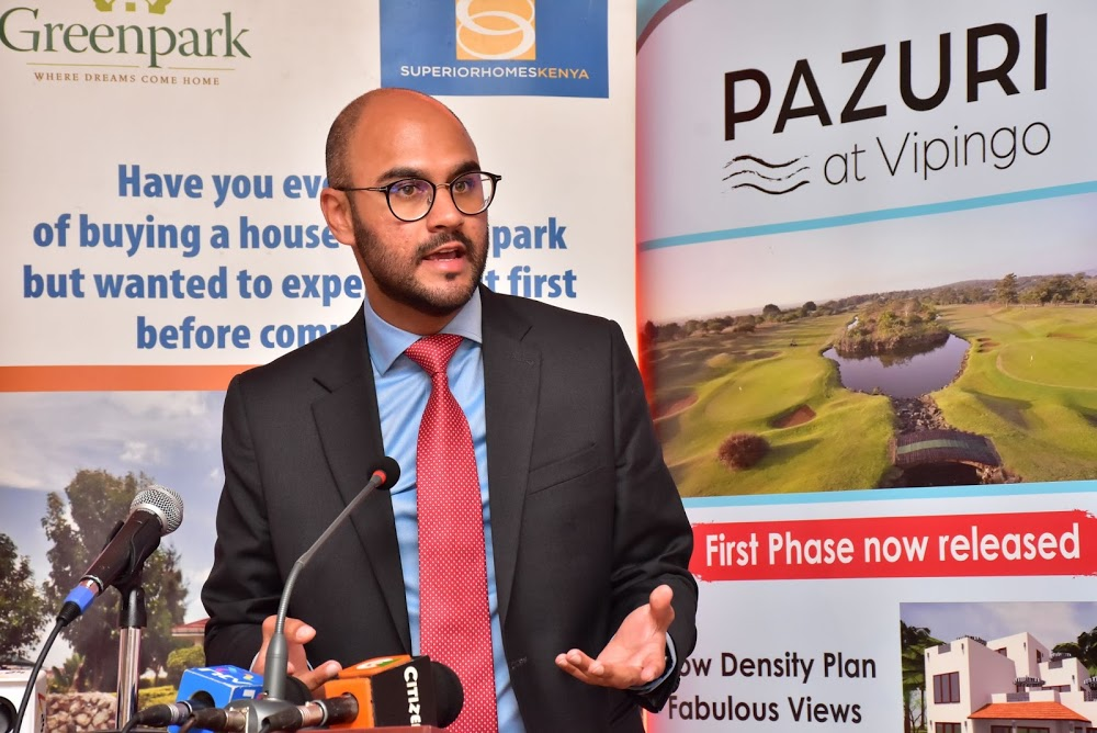 Superior Homes Kenya appoints Shiv Arora CEO