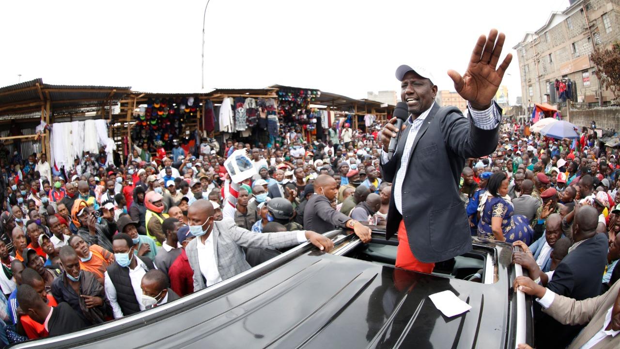 Uhuru, Raila's BBI hands cornered Ruto a silver lining
