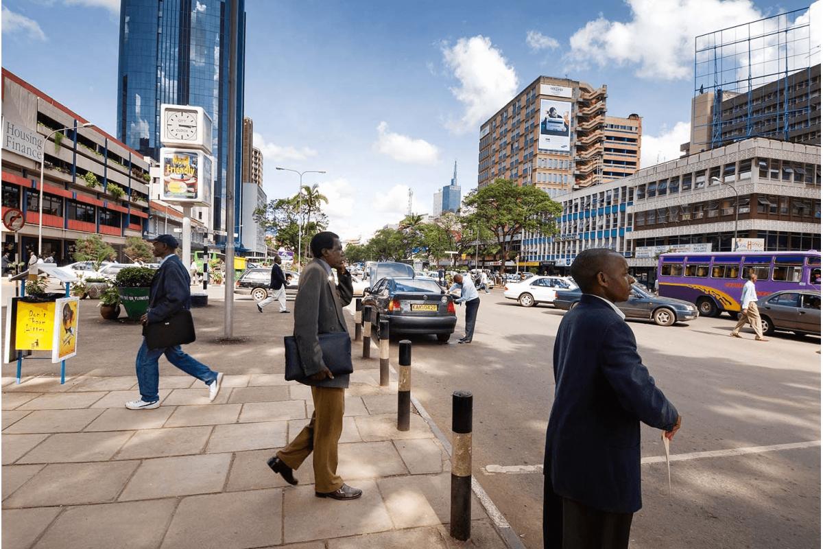 Covid-19 reshapes Kenya's job market