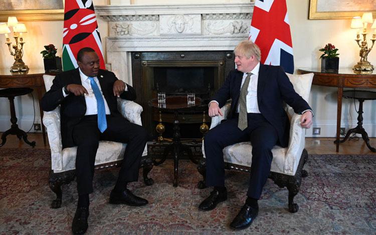 Kenya realigns post-brexit