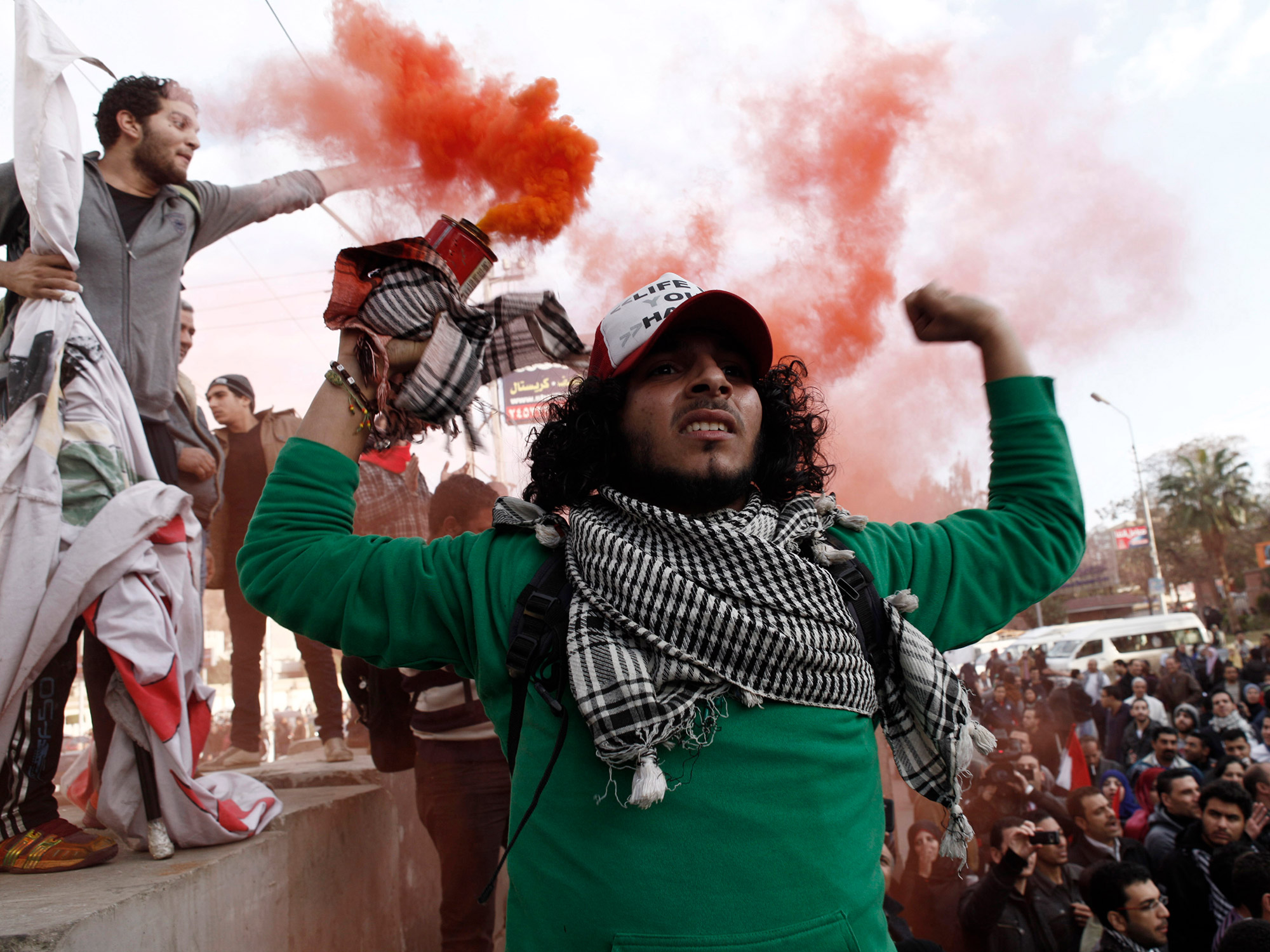 Licking wounds of the Arab Spring