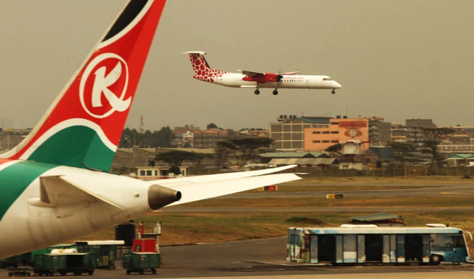KQ records sinks further amid Covid-19 pandemic