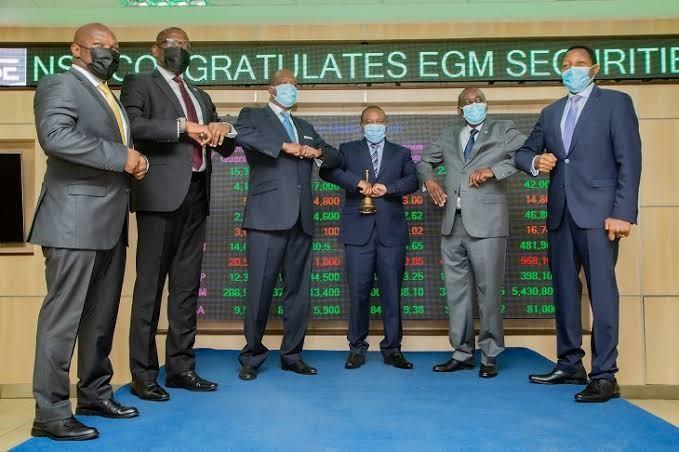 EGM securities marks another milestone