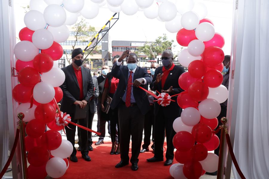 Motor dealer enters Laikipia County, opens Nanyuki branch