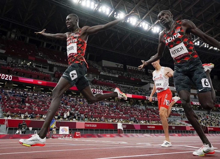 Athletes' success in Tokyo Olympics a boon for Kenya's tourism sector