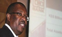 DR GIDEON MURIUKI, CHIEF EXECUTIVE, COOPERATIVE BANK OF KENYA